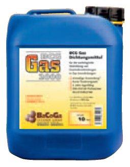 BCG Gas - těsnění plynových rozvodů